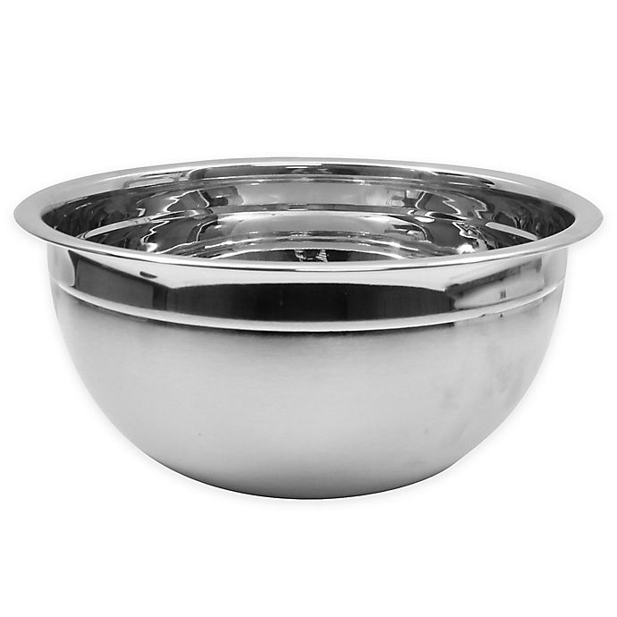 Alternate image 1 for SALT™ 5 qt. Stainless Steel Mixing Bowl