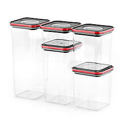 Neoflam® Smartseal Airtight Food Storage Bundle in Clear