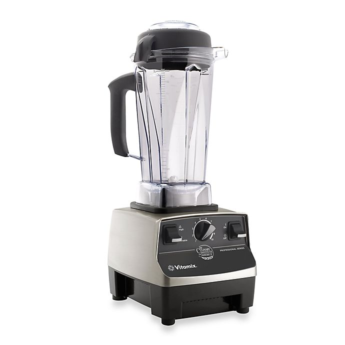 Alternate image 1 for Vitamix® 1709 CIA Professional Series Stainless Steel Blender