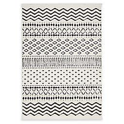 Nourison Kamala Area Rug in White