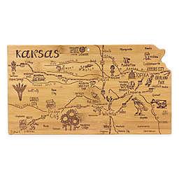 Totally Bamboo® Kansas Destination Cutting Board