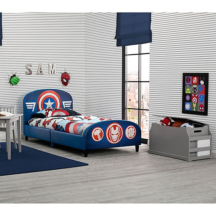 Alternate image 1 for The Avengers Child's Bedroom Upholstered Furniture Collection