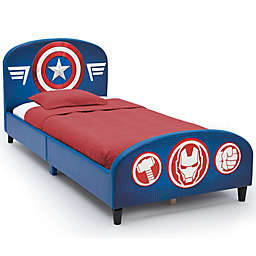The Avengers Upholstered Twin Bed
