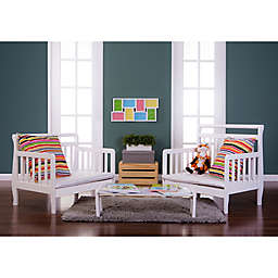 Dream On Me Emma Kid's Furniture Collection in White