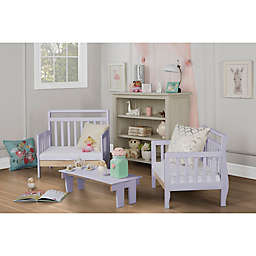 Dream On Me Emma Kid's Furniture Collection in Lavender