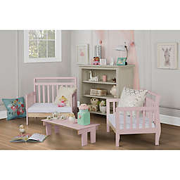 Dream On Me Emma Kid's Furniture Collection in Blush