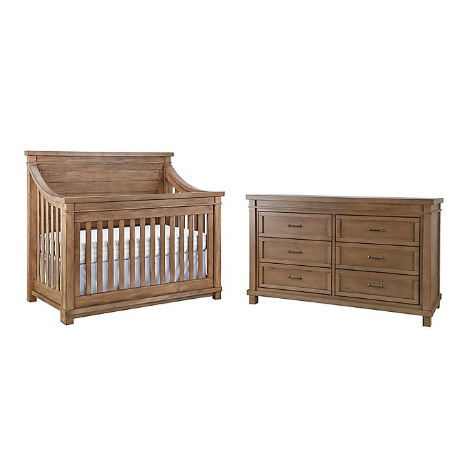 Alternate image 1 for Baby Applessed® Rowan Nursery Furniture Collection in Sandwash