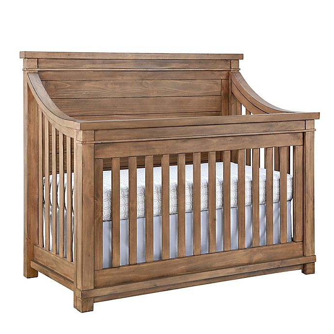 Alternate image 1 for Baby Appleseed® Rowan 4-in-1 Convertible Crib