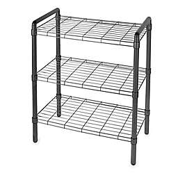 3-Tier Adjustable Storage Rack