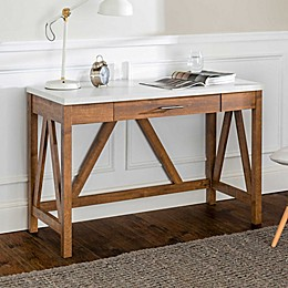 Forest Gate 46-Inch A-Frame Desk