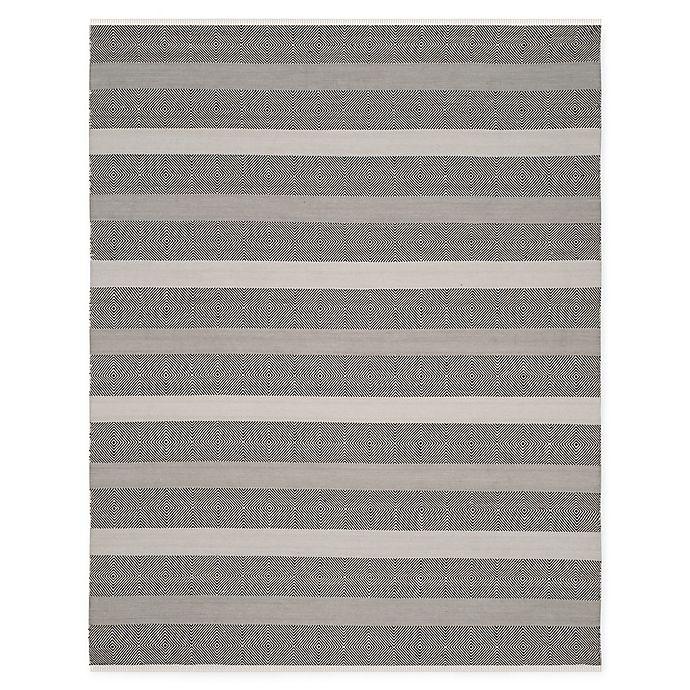 Alternate image 1 for Safavieh Kilim 8' x 10' Nancy Rug in Grey
