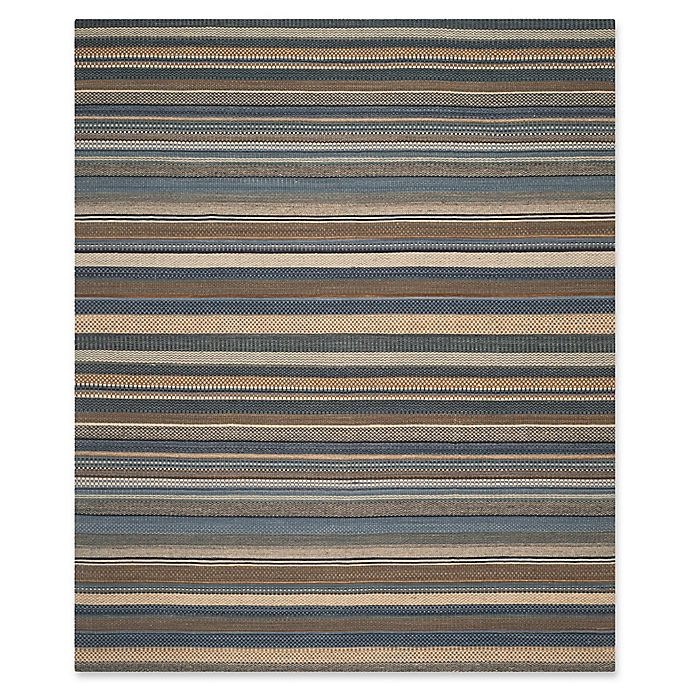 Alternate image 1 for Safavieh Kilim 8' x 10' Beverly Rug in Blue