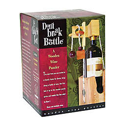 Family Games Inc. Brain Teaser Puzzle Don't Break the Bottle