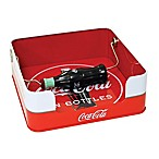 Coca-Cola® Flat Napkin Holder in Red