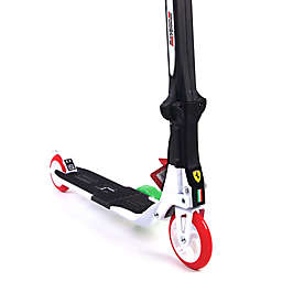 Ferrari 2-Piece Compact Foldable Scooter with Matching Backpack Set