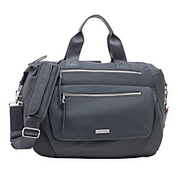 Storksak® Seren Convertible Diaper Bag in Graphite
