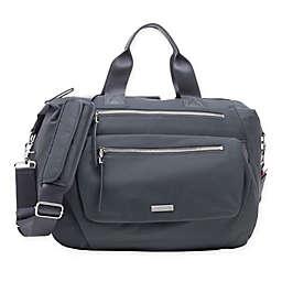 Storksak® Seren Convertible Diaper Bag in Graphite