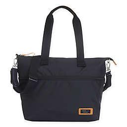 Storksak® Travel Expandable Tote Diaper Bag in Black