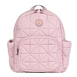 TWELVElittle Little Companion Backpack in Pink Blush