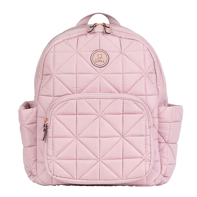 Alternate image 1 for TWELVElittle Little Companion Backpack in Pink Blush