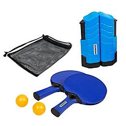Poolmaster Play N Go Table Tennis in Brilliant Blue