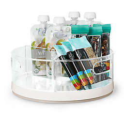 YouCopia® Crazy Susan® Turntable Snack Organizer with Bins