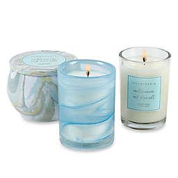 Illuminaria Mediterranean Mist and Sea Salt Candle Collection