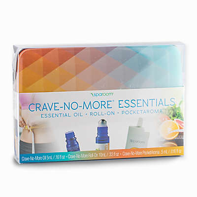 SpaRoom® Crave-No-More® 3-Piece Essentials Tin