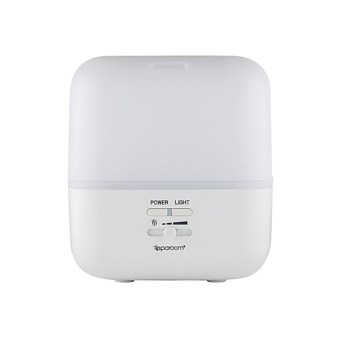 Alternate image 1 for SpaRoom® GuardianAir® Ultrasonic Adjustable Mist Diffuser