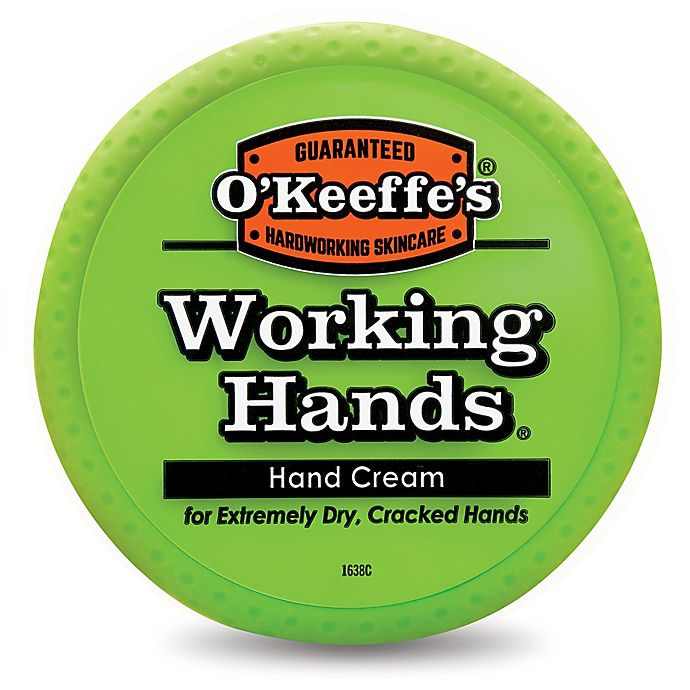 Alternate image 1 for O'Keeffe's® Working Hands™ 3.4 oz. Jar