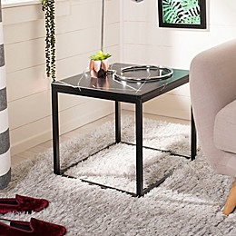 Safavieh Baize Table Collection in Black