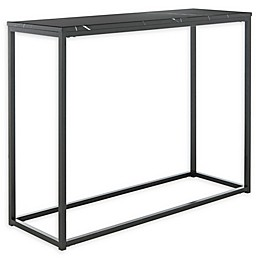 Safavieh Baize Console Table in Black