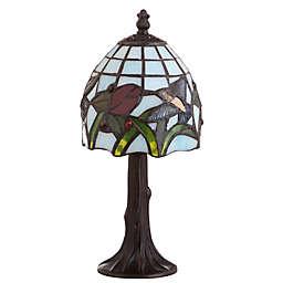 JONATHAN Y Hummingbird Tiffany-Style 12