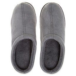Therapedic® Unisex Classic Outlast® Technology Slippers in Grey
