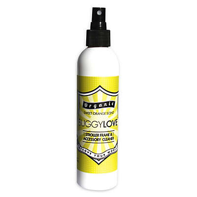 BuggyLOVE® 8 fl. oz. Stroller Frame and Accessory Cleaner