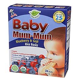 Hot-Kid® 24-Count Baby Mum-Mum® Blueberry and Gogi Rice Biscuits