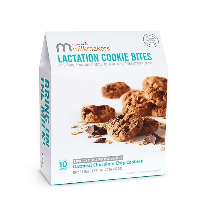 Alternate image 1 for Milkmakers® 10-Count Chocolate Chip Lactation Cookies