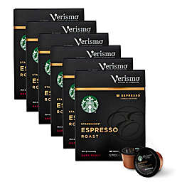 Starbucks® Verismo™ 72-Count Espresso Pods