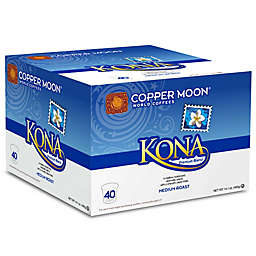 40-Count Copper Moon® Kona Blend Coffee for Single Serve Coffee Makers