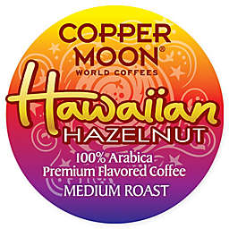 20-Count Copper Moon® Hawaiian Hazelnut Coffee for Single Serve Coffee Makers