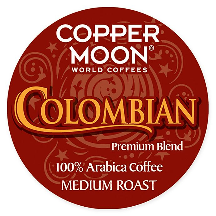 Alternate image 1 for 20-Count Copper Moon® Colombian Coffee for Single Serve Coffee Makers