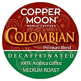 Copper Moon® Decaf Colombian Coffee Pods for Single Serve Coffee Makers 20-Count