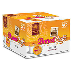40-Count Copper Moon® Donut Cafe Coffee for Single Serve Coffee Makers