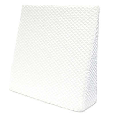 Therapedic® Tru Cool® Conventional Foam Bed Wedge Pillow in White