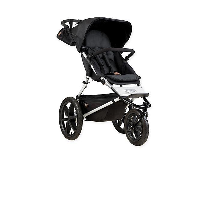 Alternate image 1 for Mountain Buggy® Terrain Jogging Stroller in Onyx
