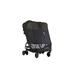 Mountain Buggy® Nano Duo Mesh Sun Cover in Black
