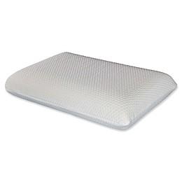 Puredown Memory Foam Hexagonal Pillow in White