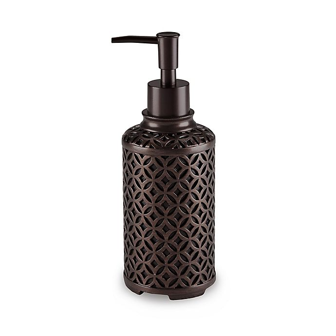 Rennes Lotion Dispenser In Oil Rubbed Bronze Bed Bath