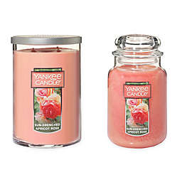 Yankee Candle® Sun-Drenched Apricot Rose Candle Collection