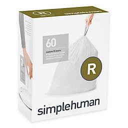 simplehuman® Code R 10-Liter Custom Fit Liners